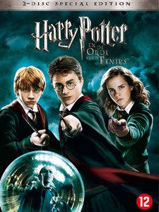 harry potter en de orde van de feniks (2dvd)